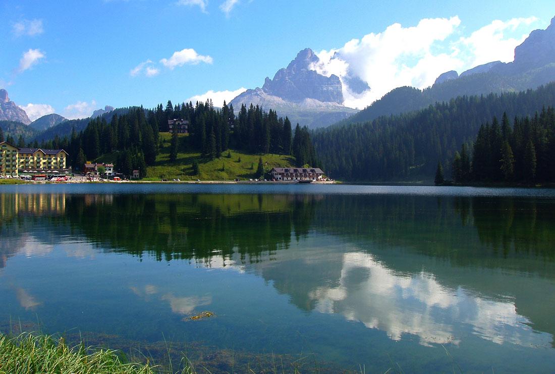 Озеро Мізуріна
