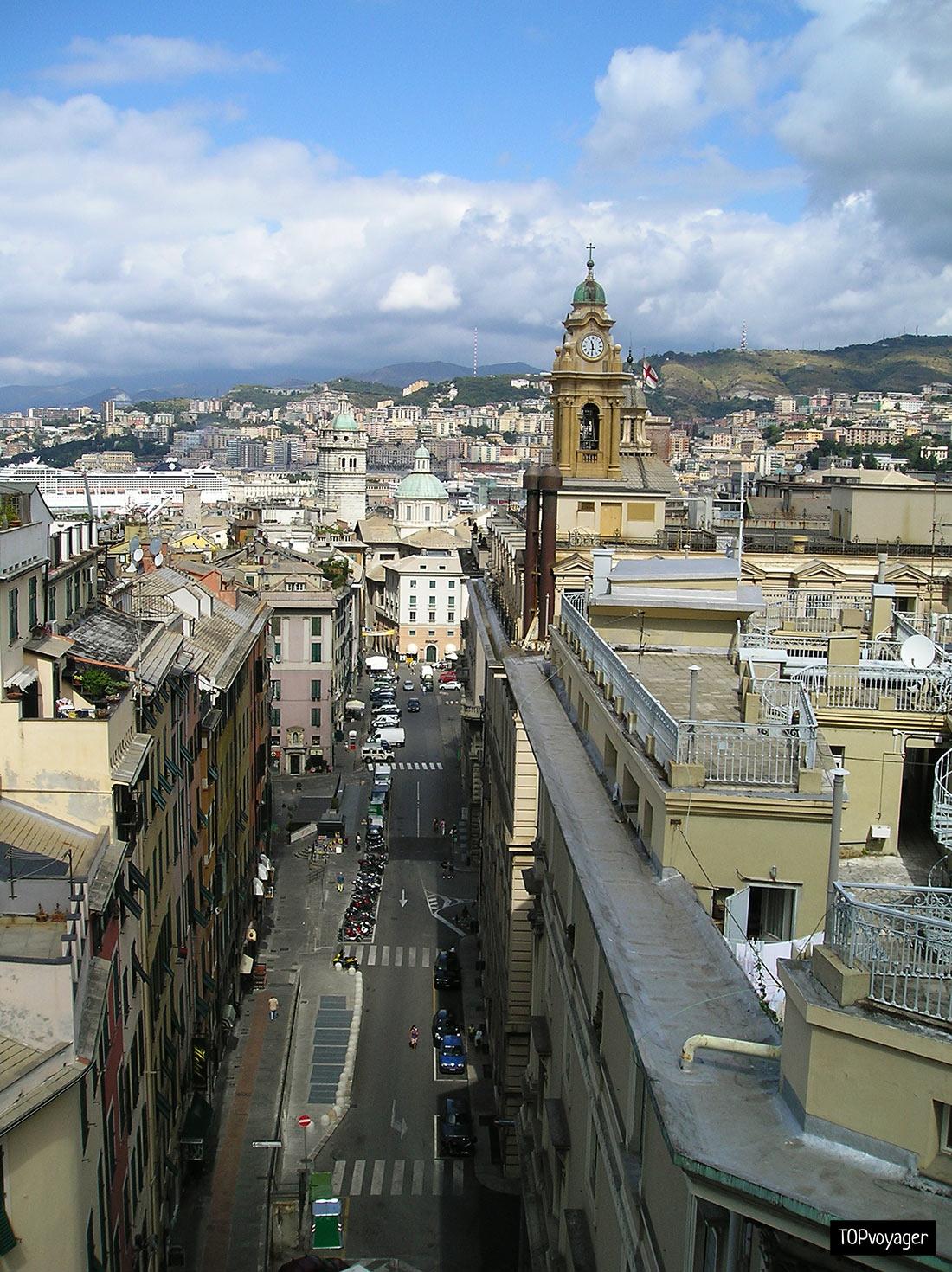 Генуя та Портофіно
