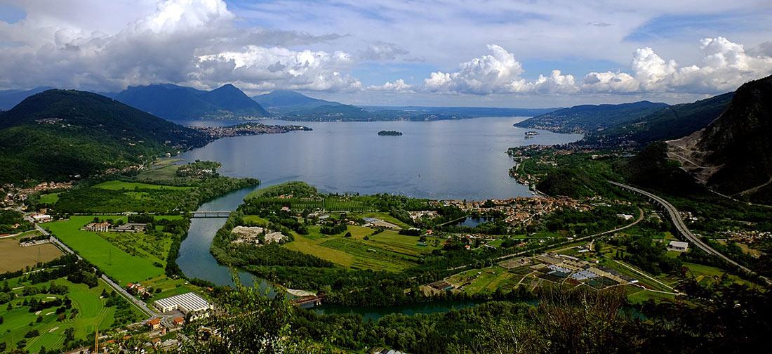 Озеро Маджоре і острови Борромео
