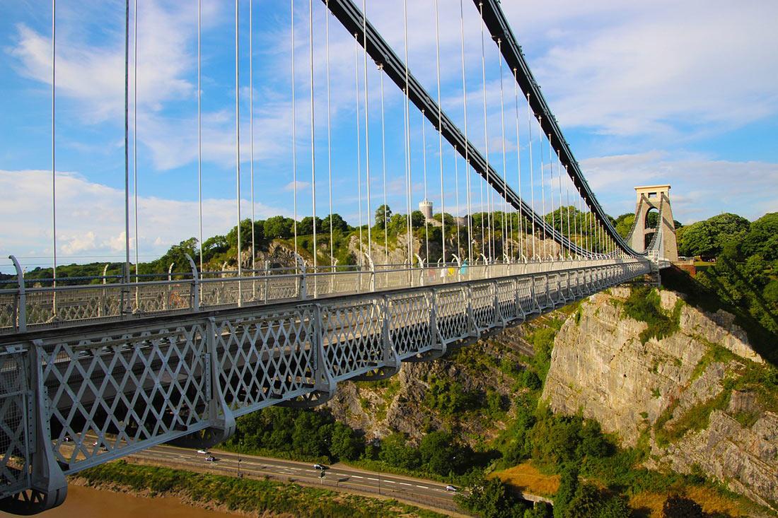 Кліфтонський підвісний міст