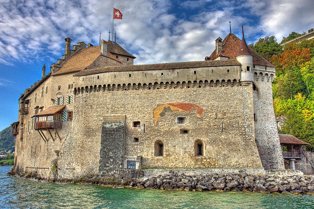 Шийонський замок
