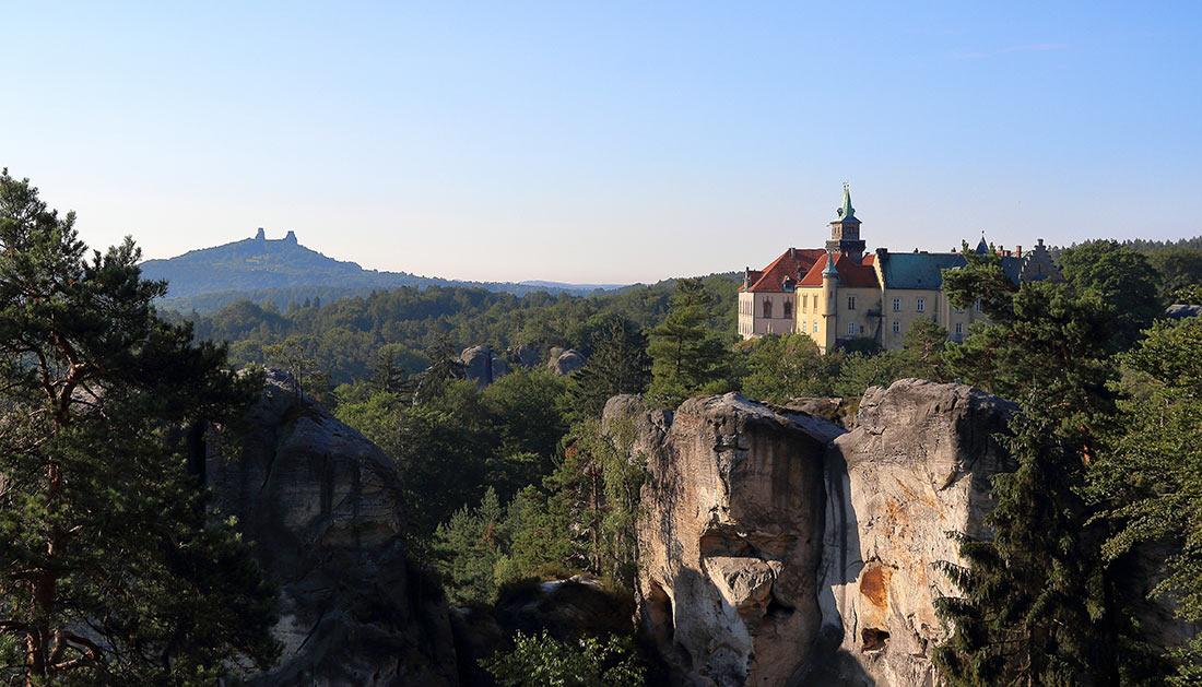 Заповідник Чеський рай