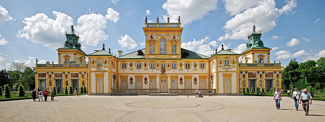 Вілянувський палац