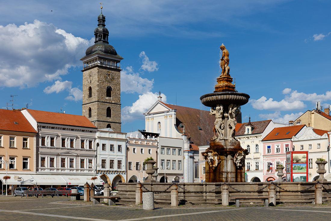 Чеське Будейовице