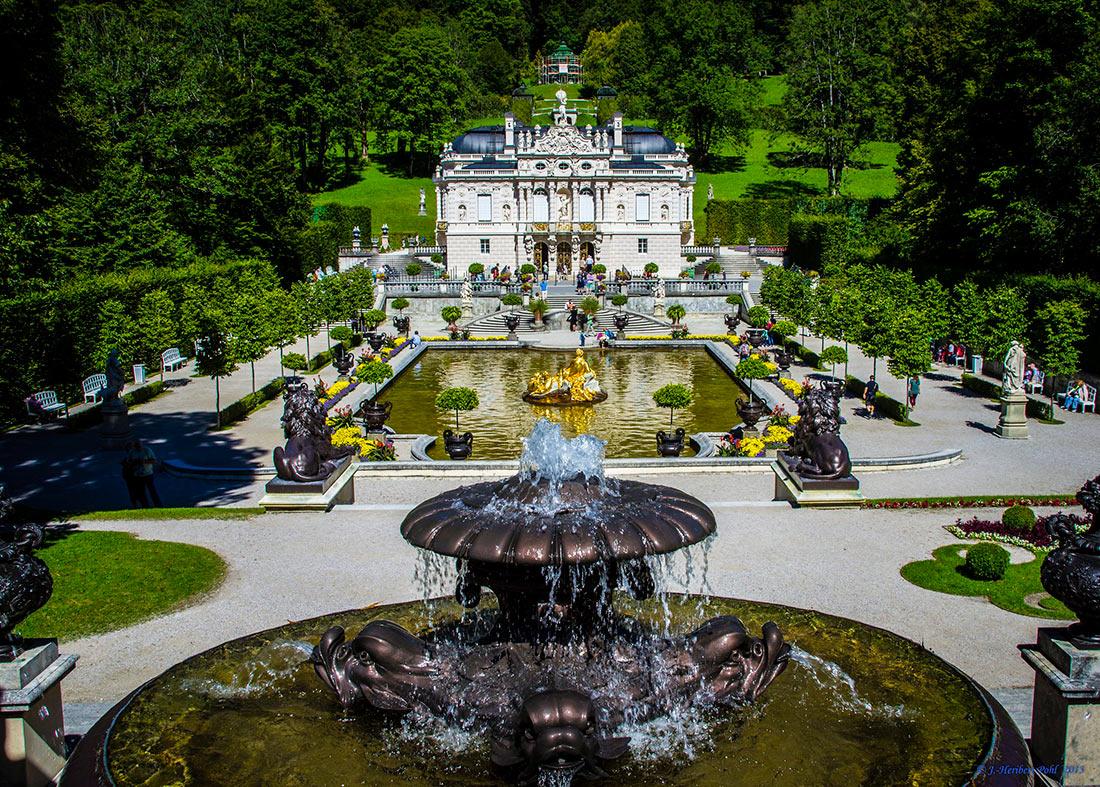 Палац Ліндерхоф