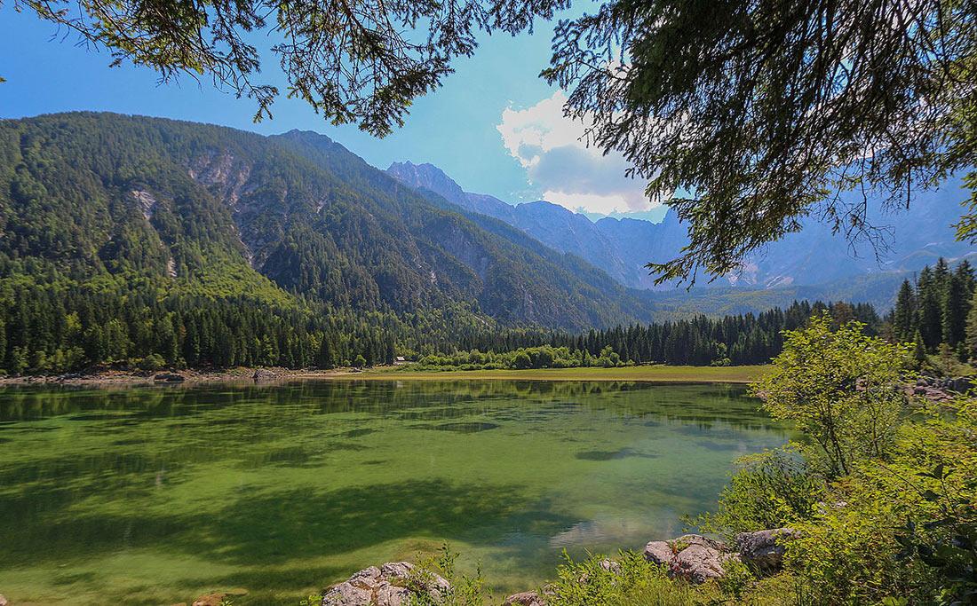 Озера Фузіне