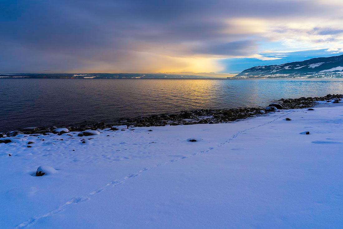 Озеро Мйоса