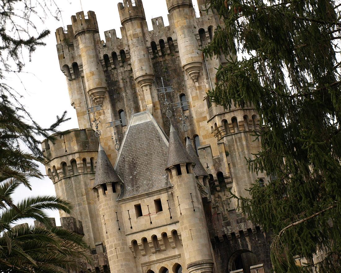 Замок Бутрон