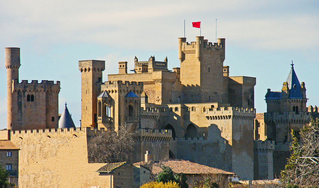 Замок королів Наваррських