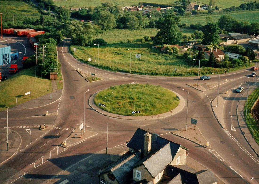 кругове перехрестя