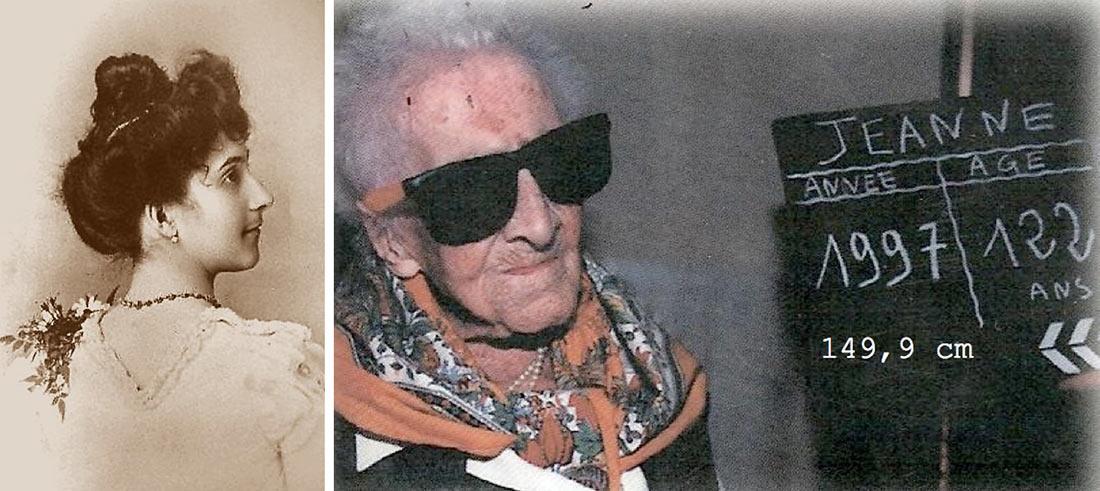 Найстарша жінка серед тих людей, хто коли-небудь жив на Землі — Жанна Кальман
