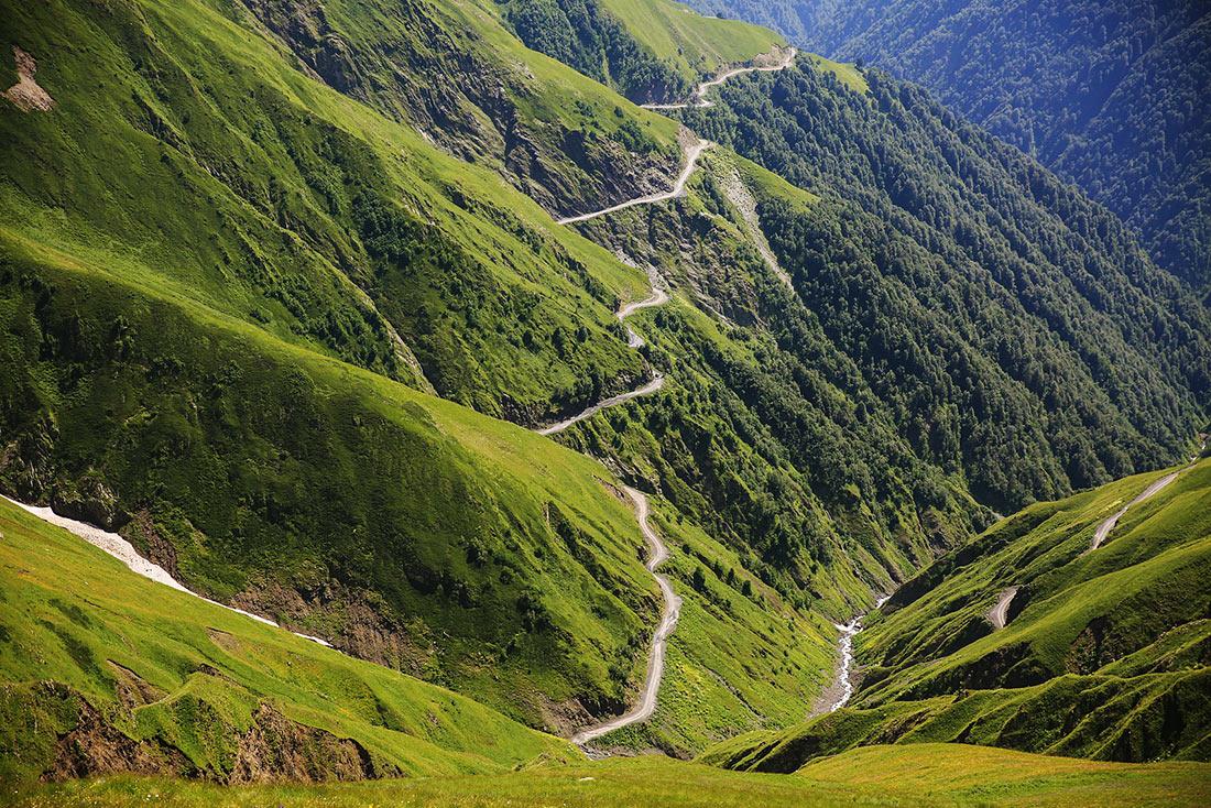 Національний парк Тушеті
