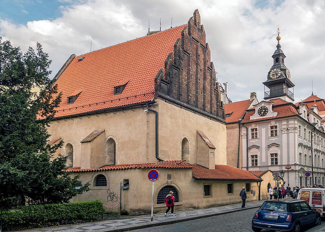 єврейський квартал Праги