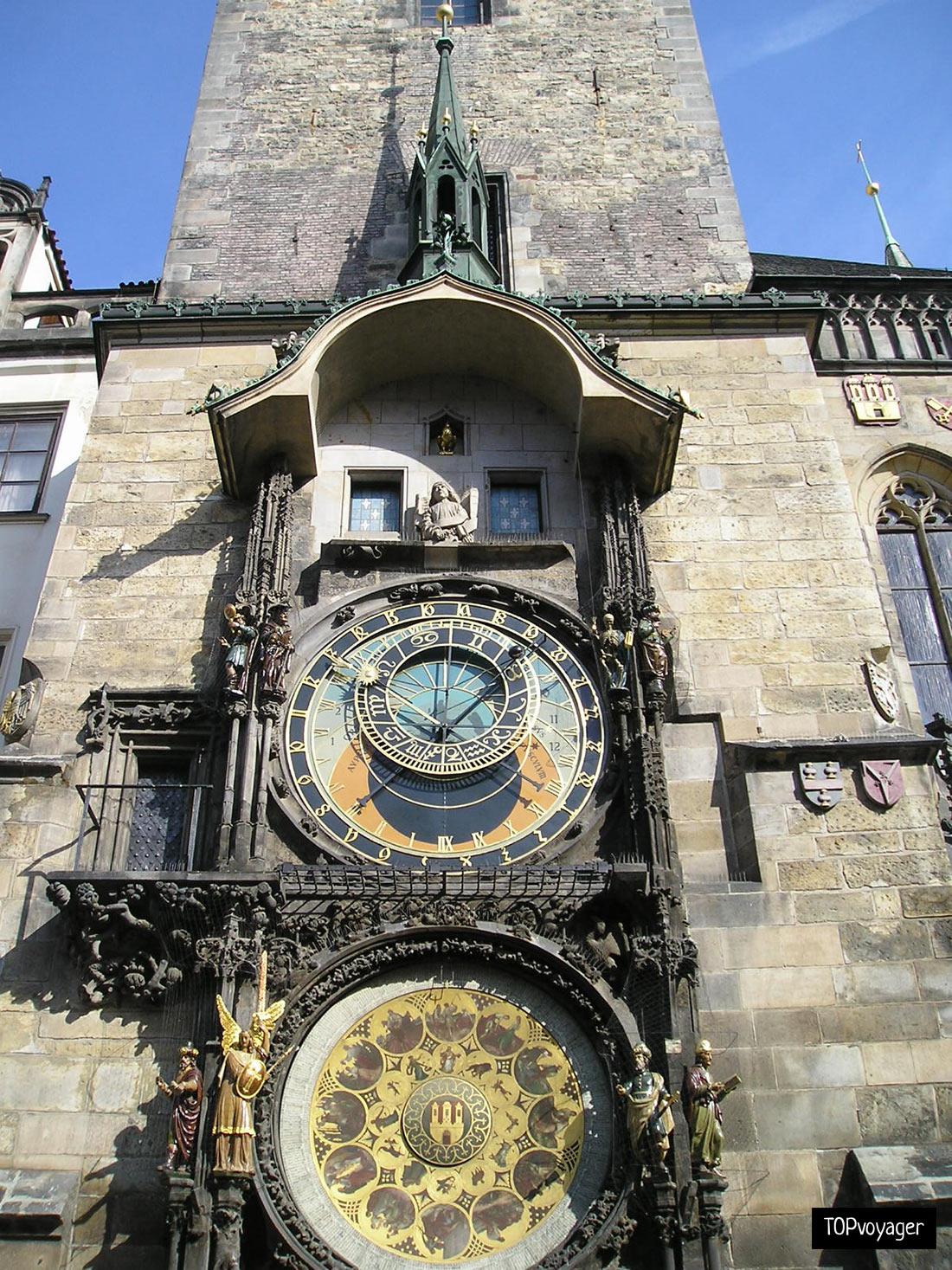 Астрономічний годинник Праги