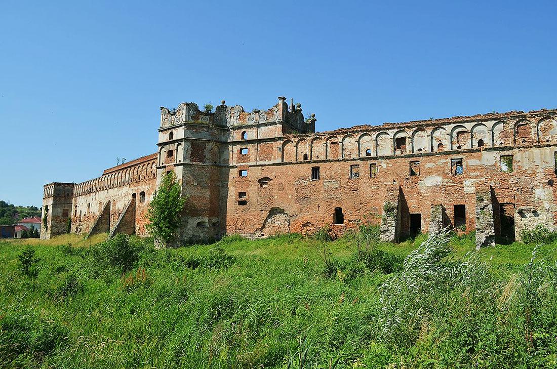 Старосільский замок
