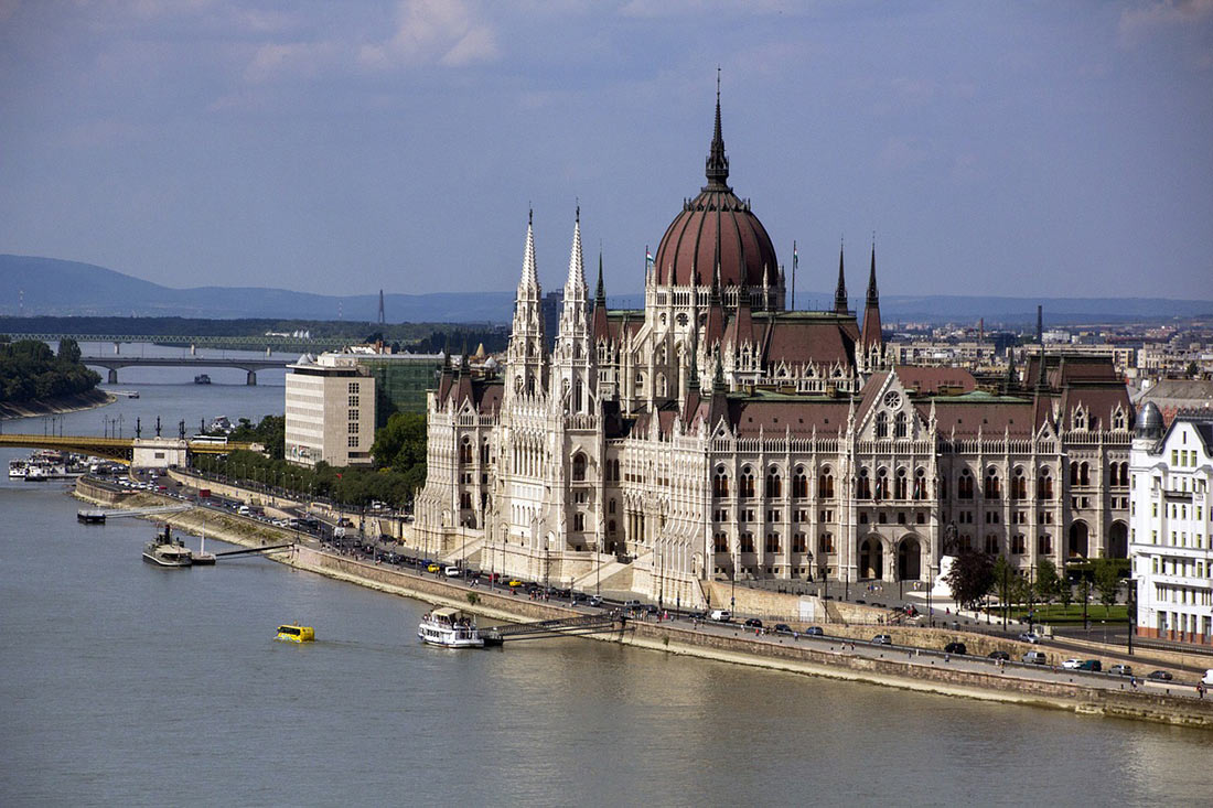 Будівля парламенту (Будапешт)
