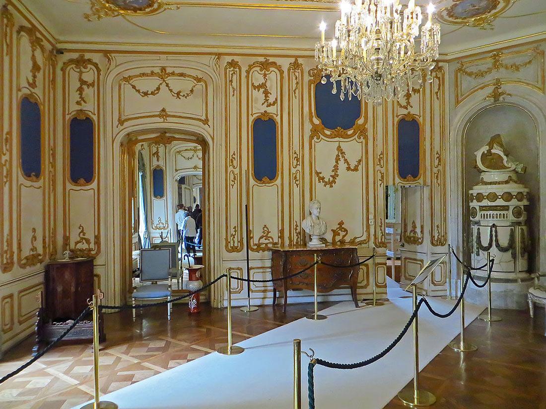 Палац Эстергазі