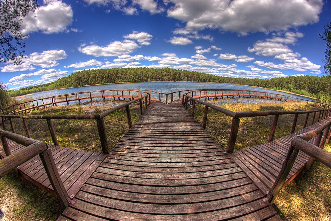 Национальный парк Тухольскі бори