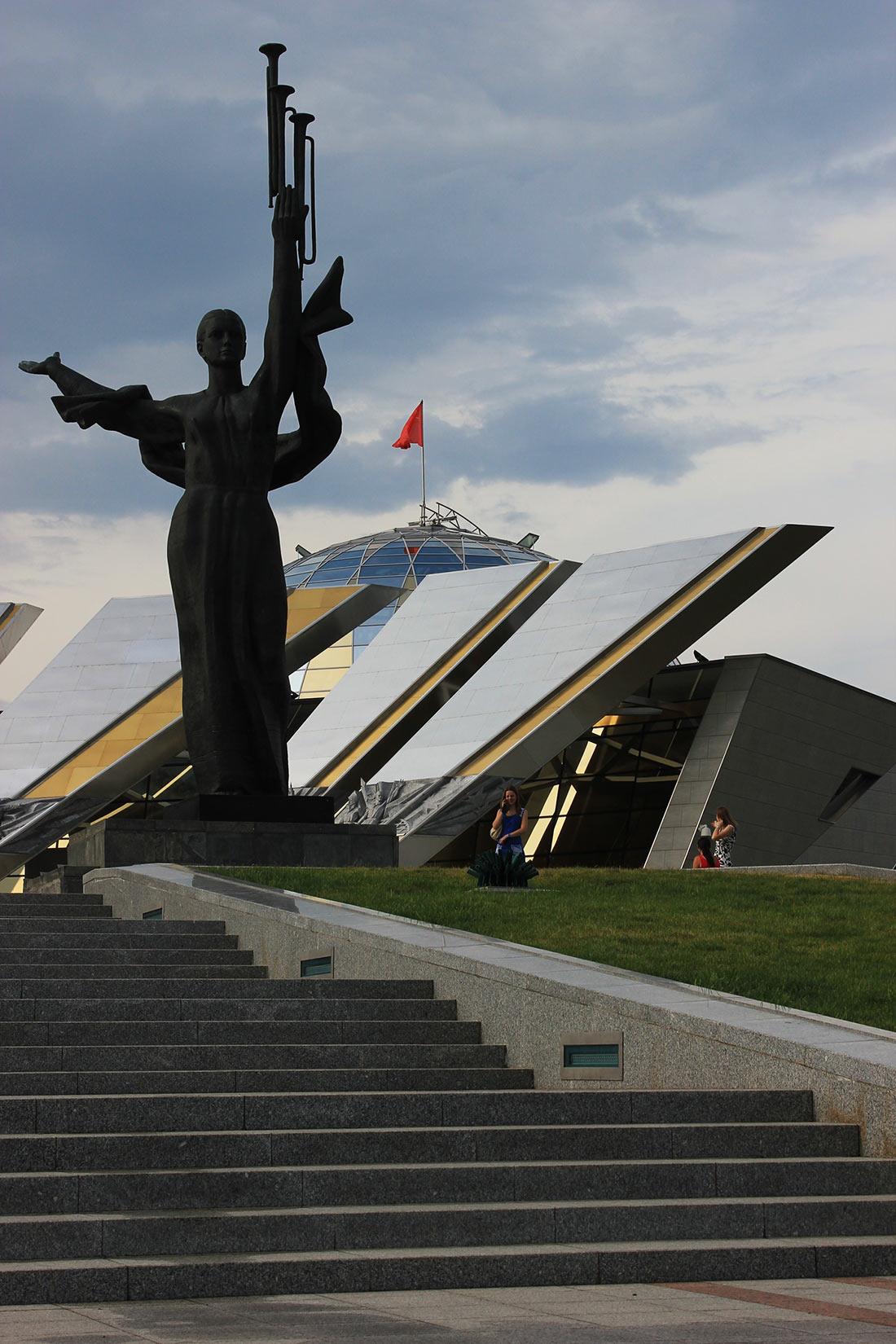 Музей Великої Вітчизняної війни в Білорусі
