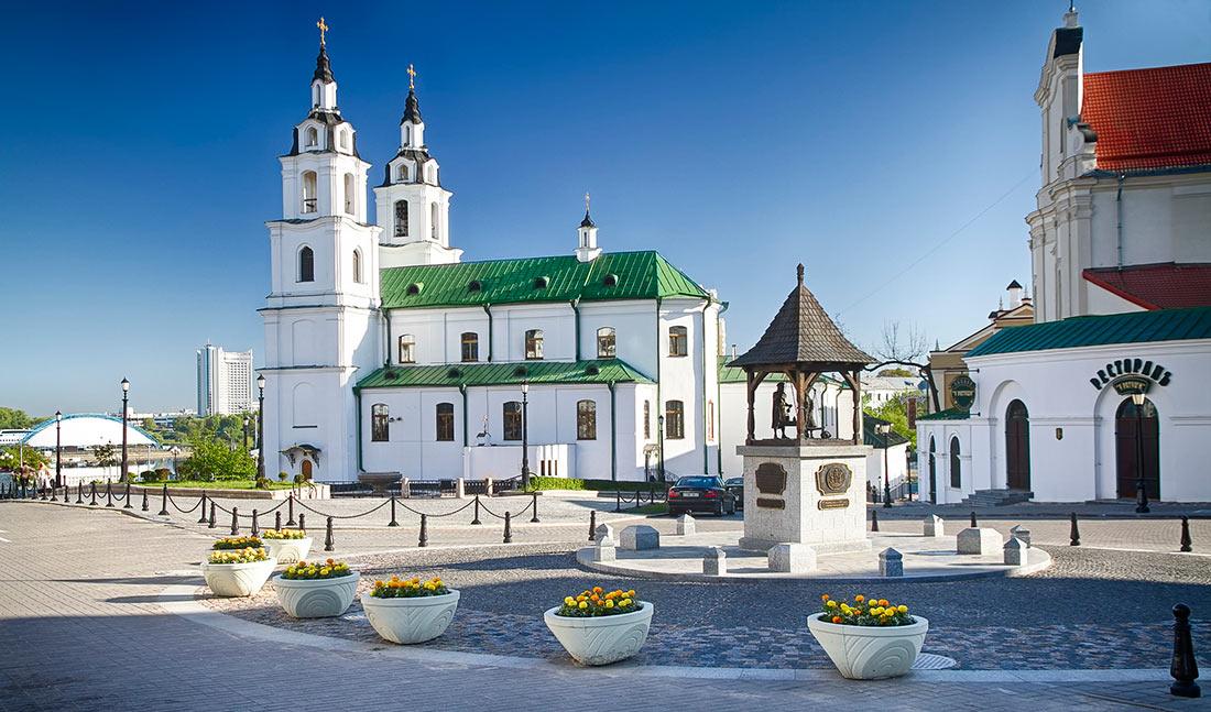 Собор Сходження Святого Духа в Мінську