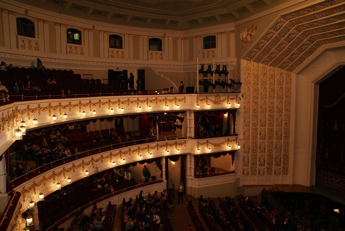 Національний академічний Великий театр опери та балету в Мінську