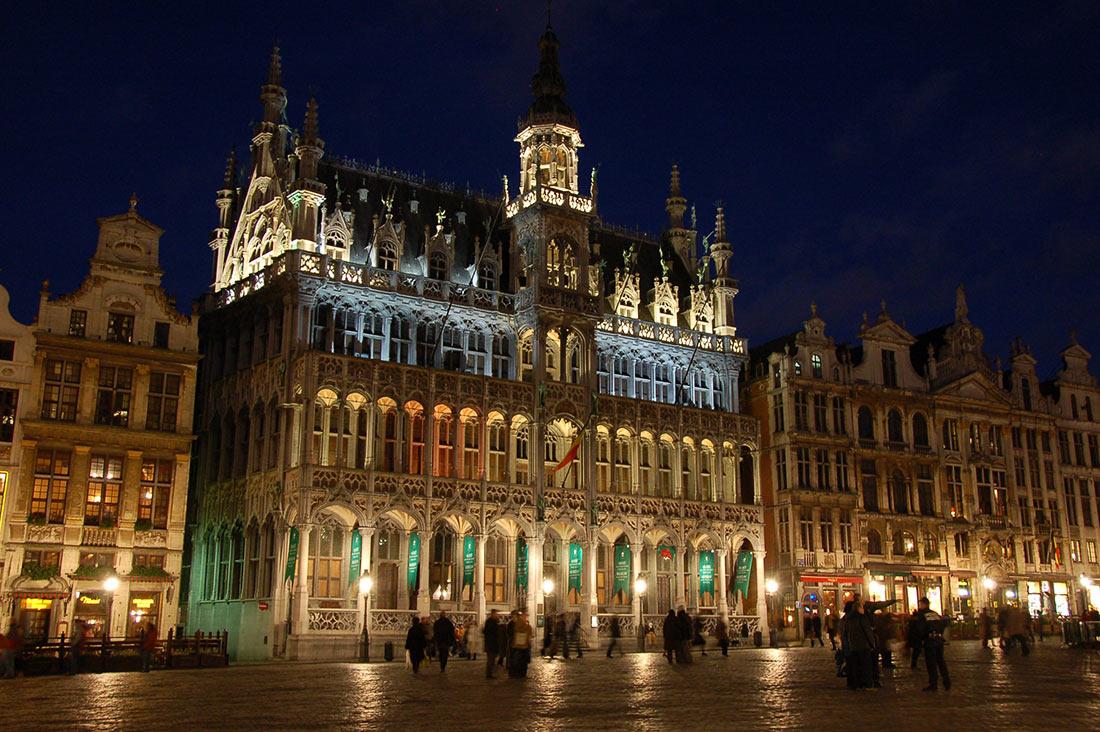 Гран-Плас в Брюсселі