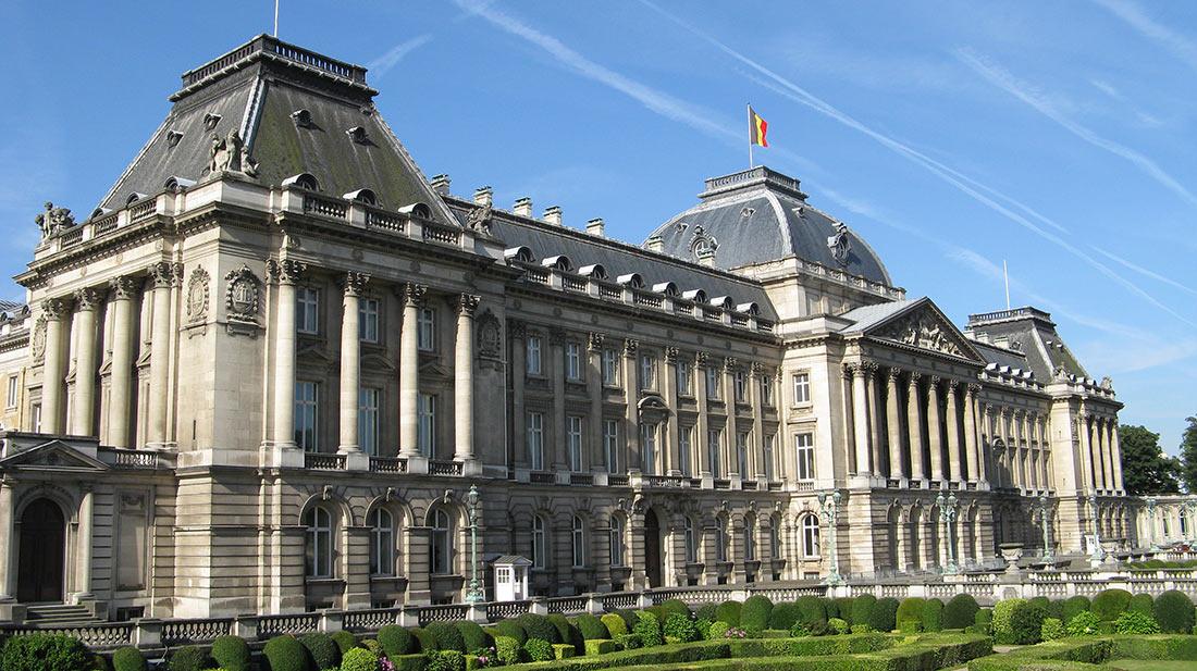 Королівський палац в Брюсселі