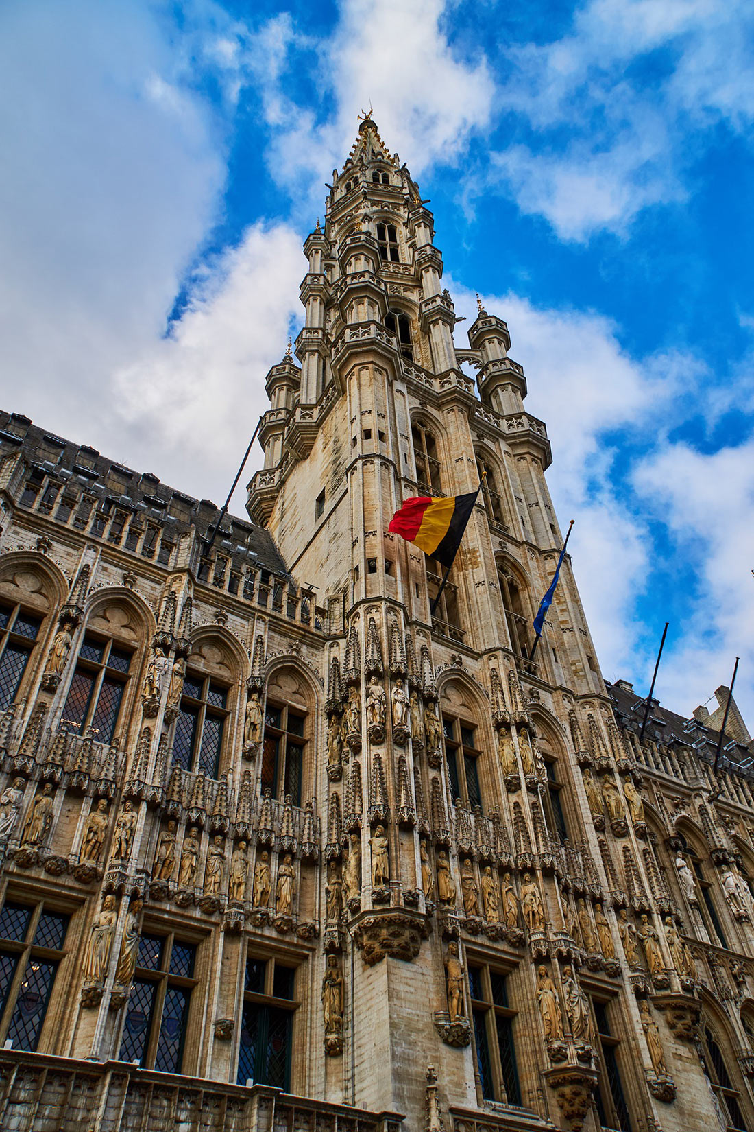 Будівля ратуші Брюсселя