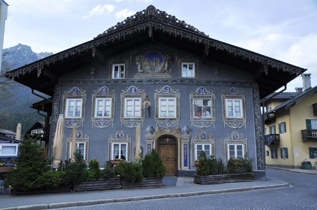 Гарміш-Партенкірхен