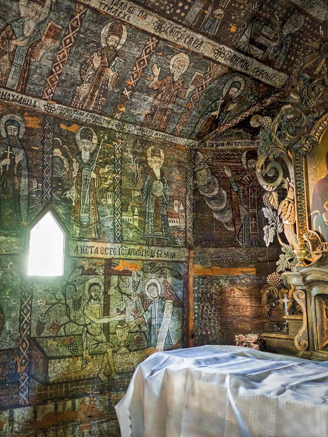 Дерев'яні церкви історичної області Марамуреш