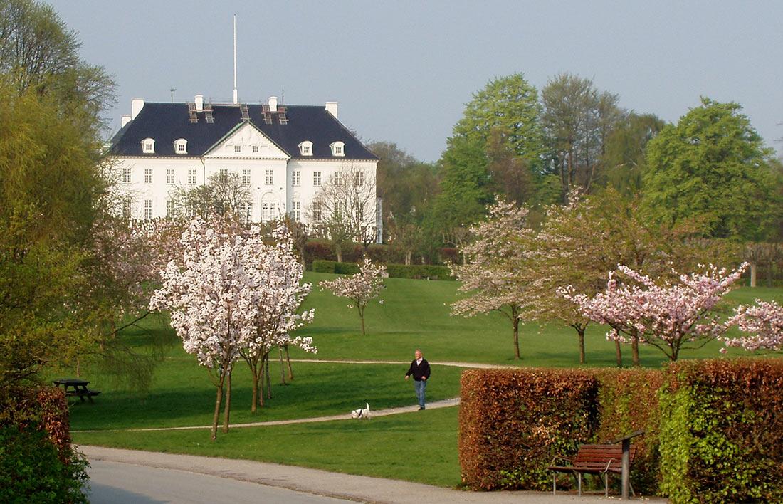 Палац Марселісборг