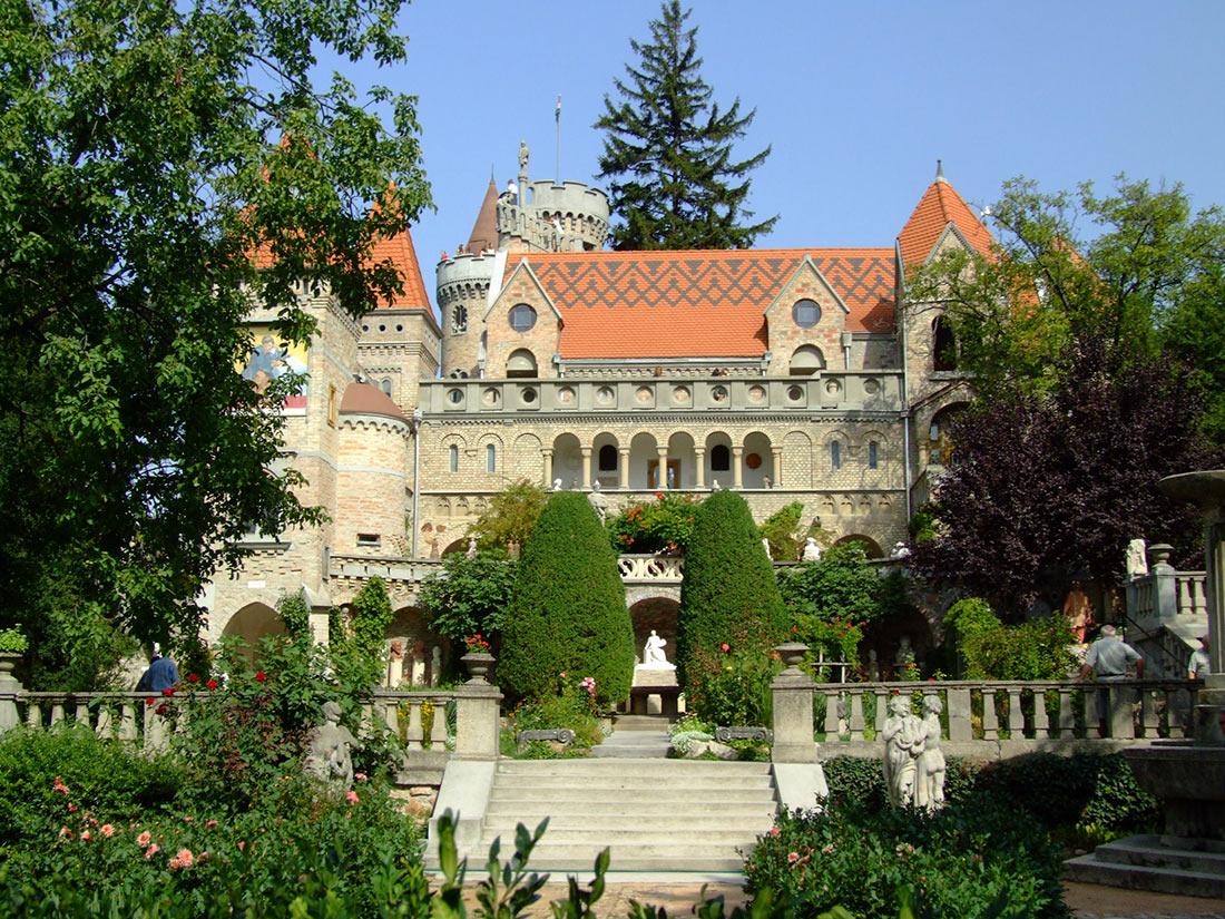Замок Борі