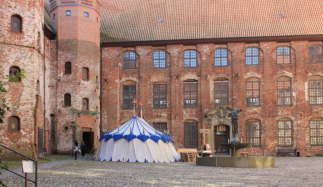 Замок Колдінгхус
