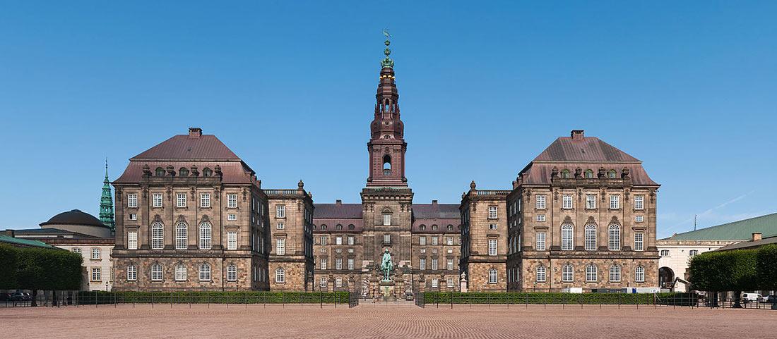 Палац Крістіансборґ