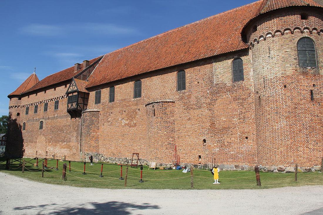 Замок Нюборг
