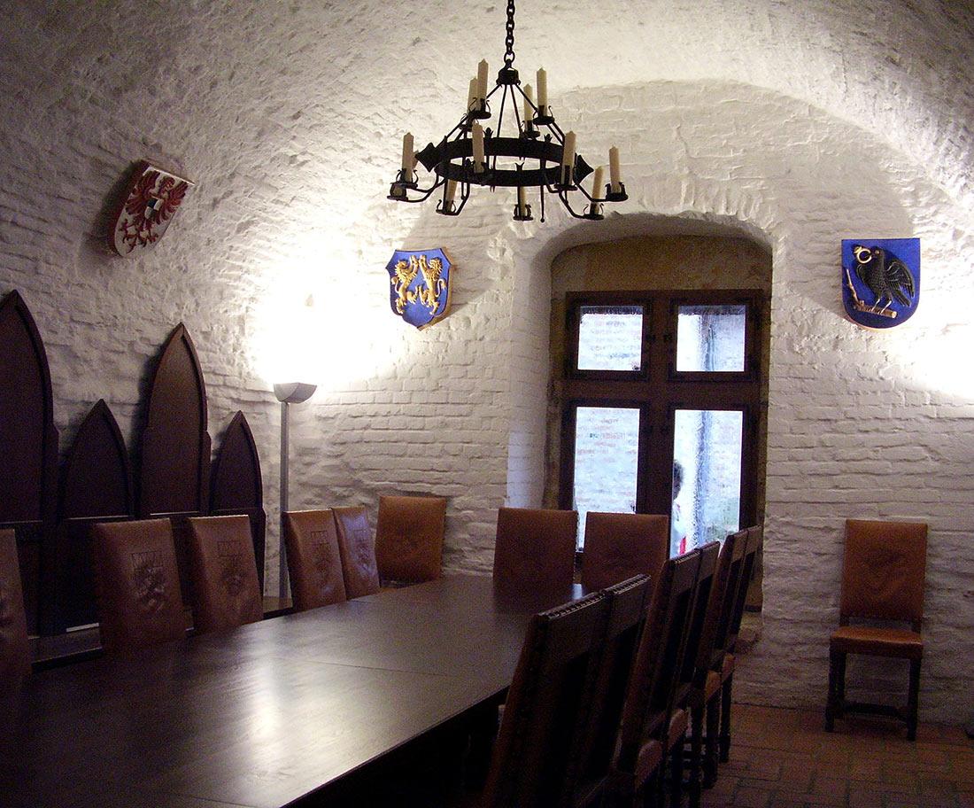 Замок Дьюла