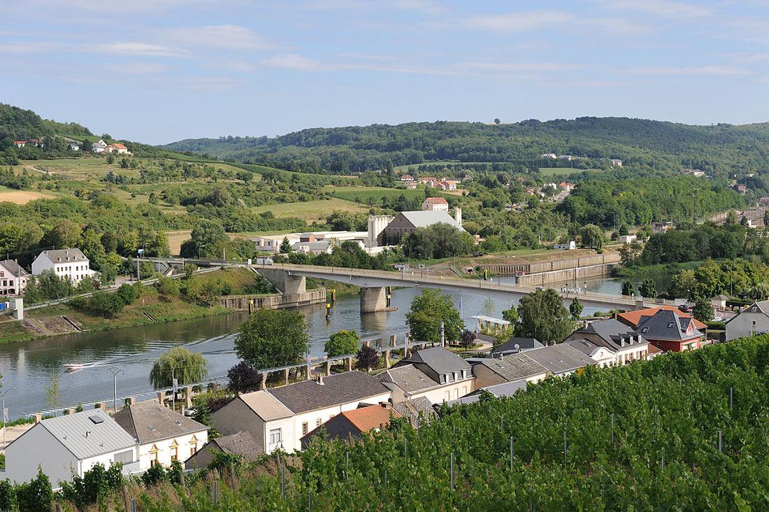 Долина річки Мозель