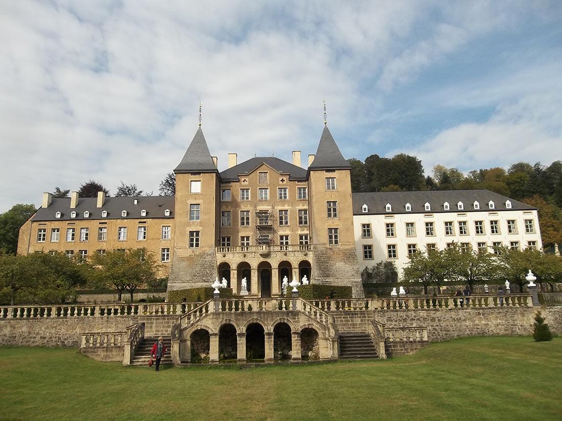 Новий замок Ансембург