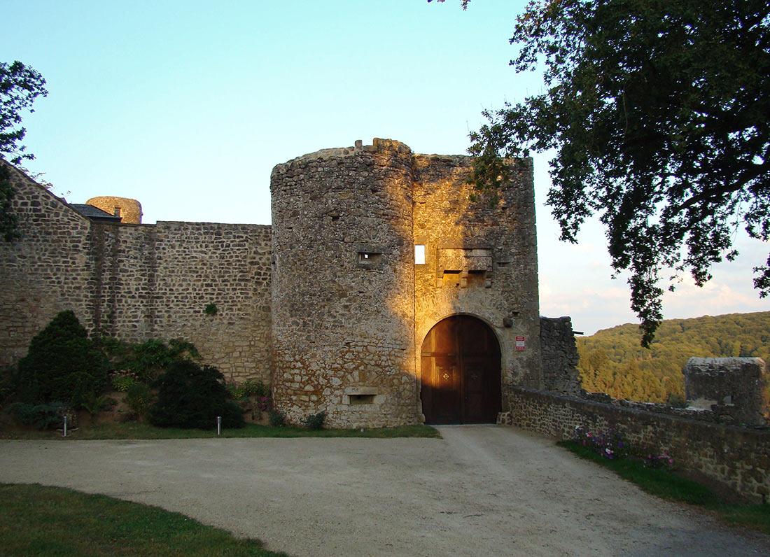 Старий замок Ансембург