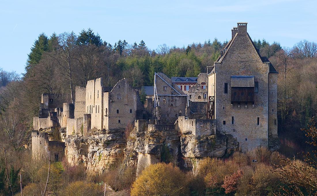 Замок Ларошетт