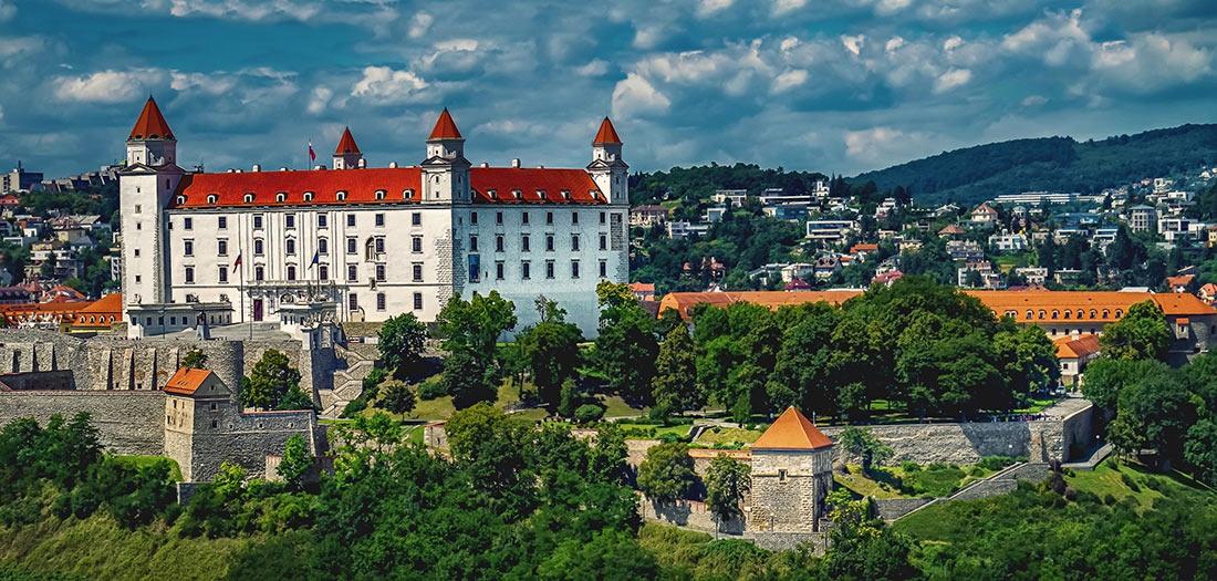 Братиславський град