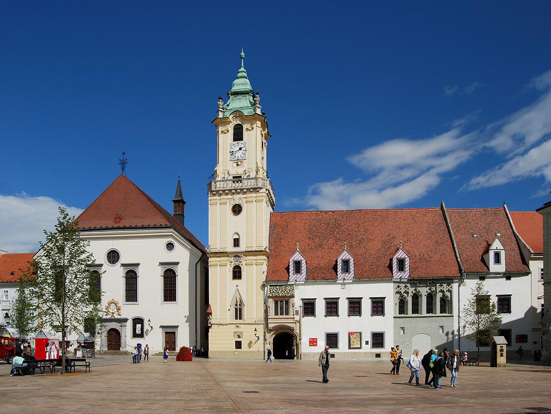 Стара ратуша в Братиславе