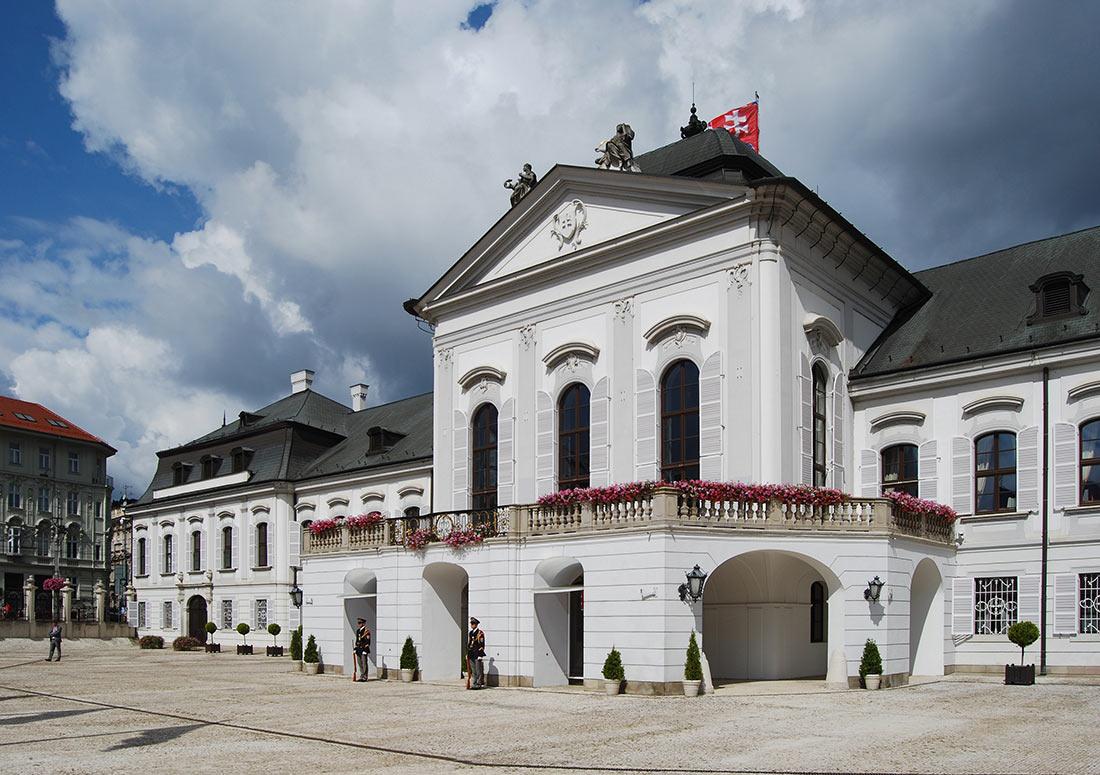 Палац Грассалковичів