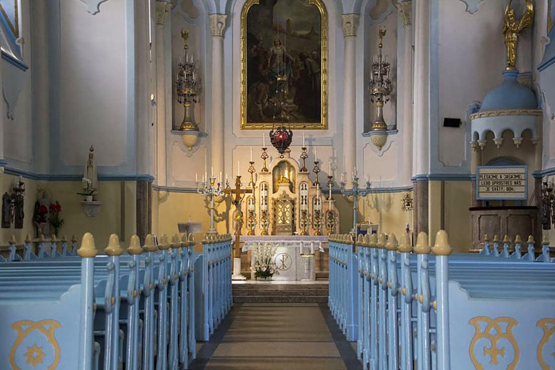 Блакитна церква (церква Святої Єлизавети)