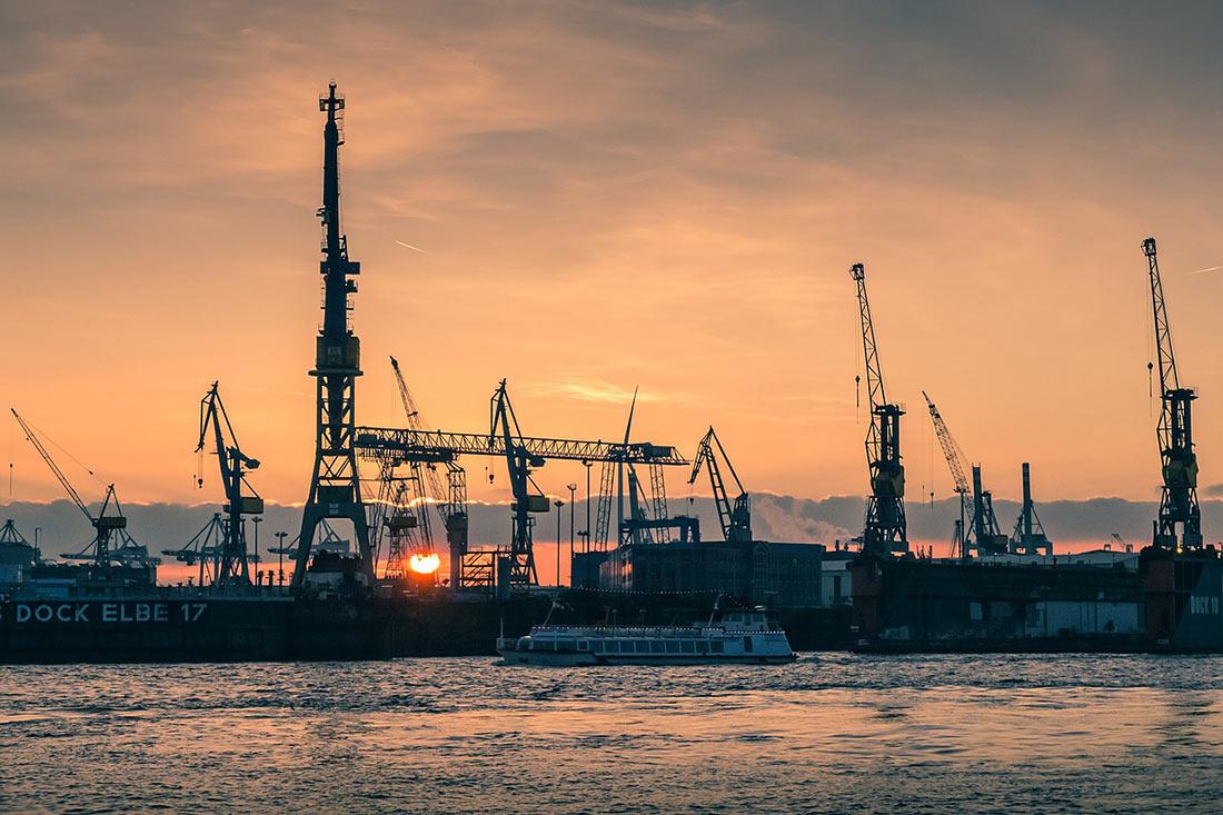 Порт Гамбурґа