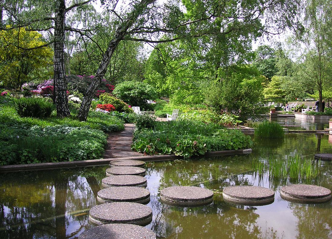 Парк Плантен ун Бломен