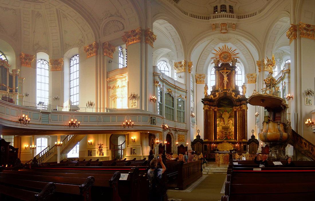 Михайлівська церква в Гамбурге