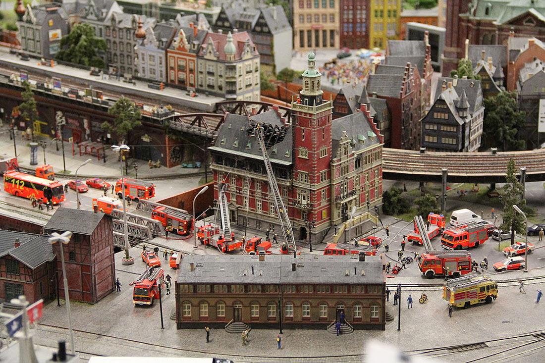 Мініатюрна країна див в Гамбурге