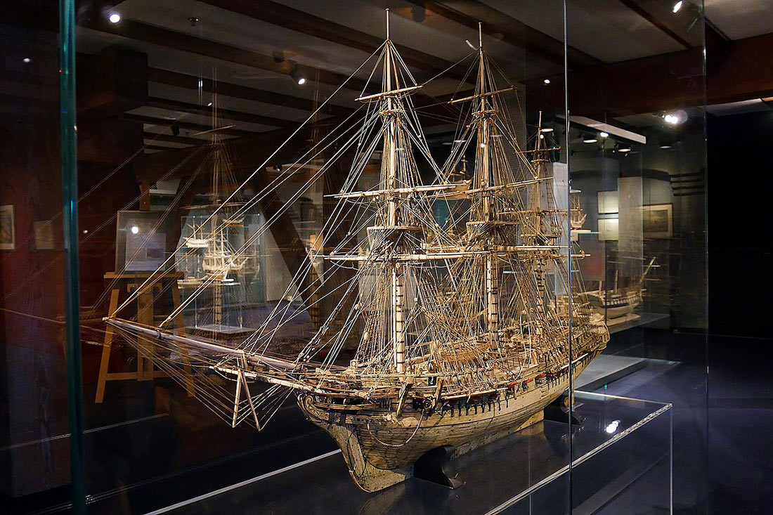 Міжнародний морський музей в Гамбурге