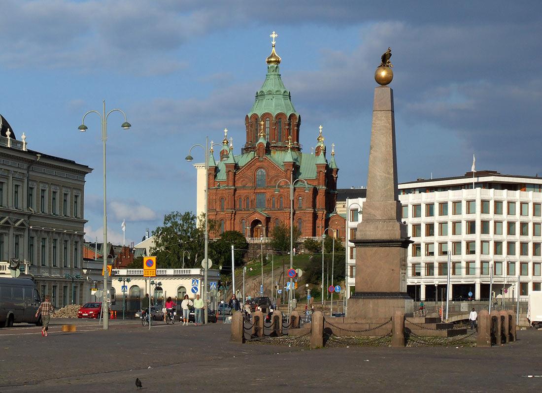 Ринкова площа Гельсінкі